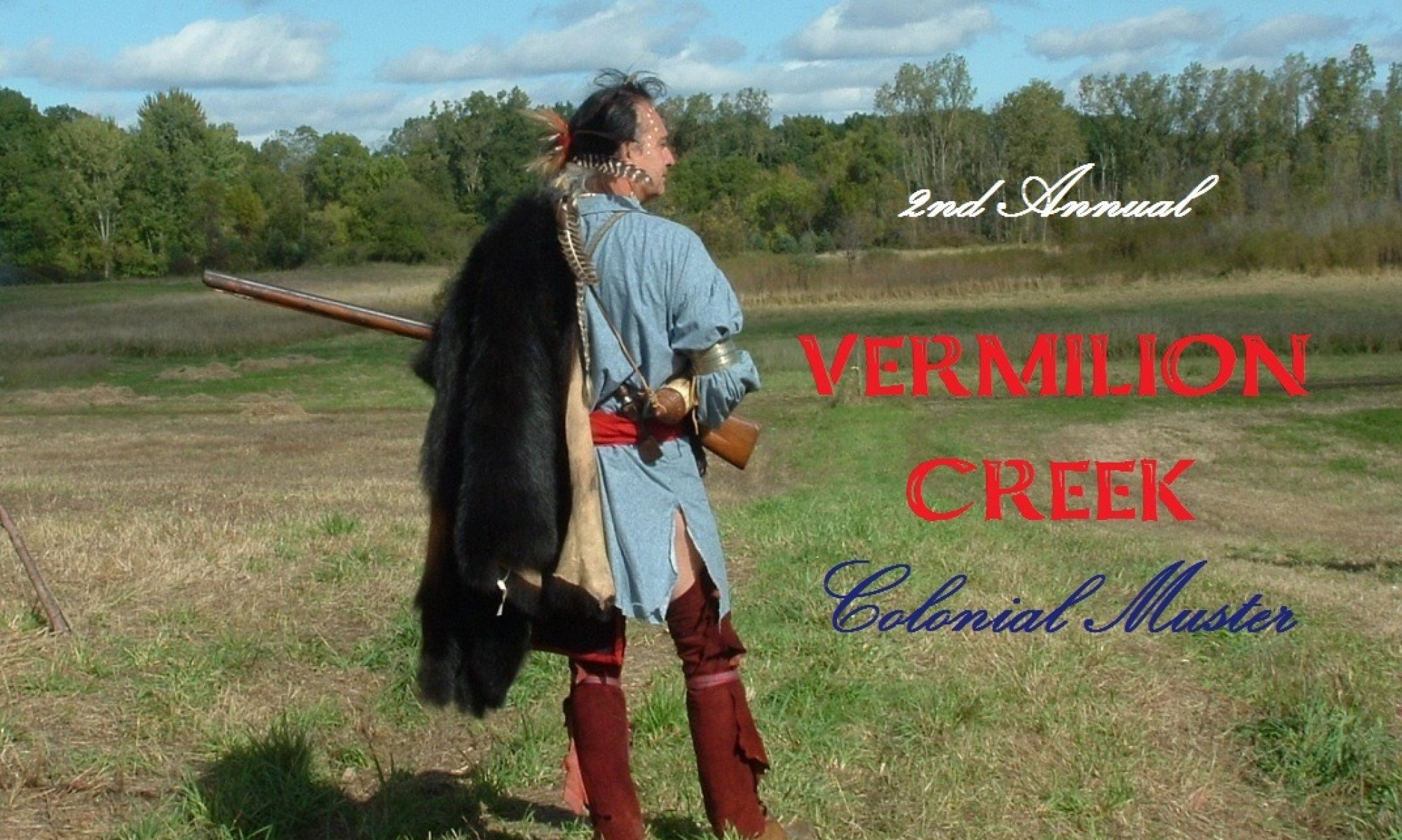 Vermilion Creek Colonial Muster